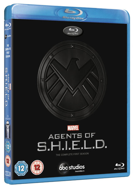 Marvel's Agents of S.H.I.E.L.D. - Season 1 [Blu-ray]