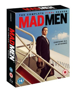 Mad Men Complete Final Season [Blu-ray]