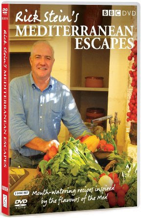 Rick Stein's Mediterranean Escapes [DVD]