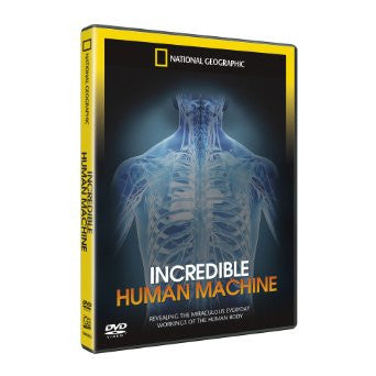National Geographic: Incredible Human Machine [DVD]