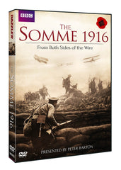 The Somme 1916 - From Both Sides of the Wire (BBC) [DVD]