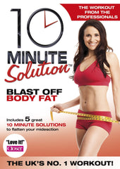 10 Minute Solution - Blast Off Body Fat [DVD]