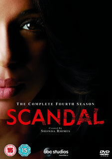 Scandal - Season 4 [DVD]