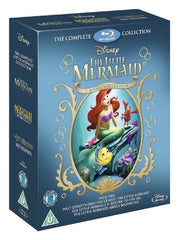 The Little Mermaid Collection [Blu-ray] [Region Free]