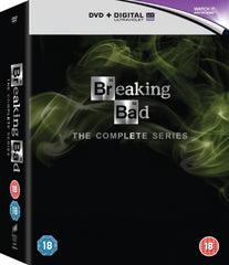 Breaking Bad: The Complete Series Box Set [DVD]