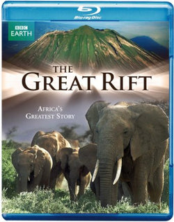 The Great Rift [Blu-ray]