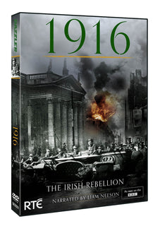 1916: The Irish Rebellion (BBC/RTE) Narrated by Liam Neeson [DVD]