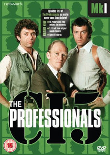 The Professionals - Mk 1 [DVD]
