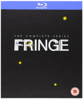 Fringe - The Complete Series 1-5 [Blu-ray]