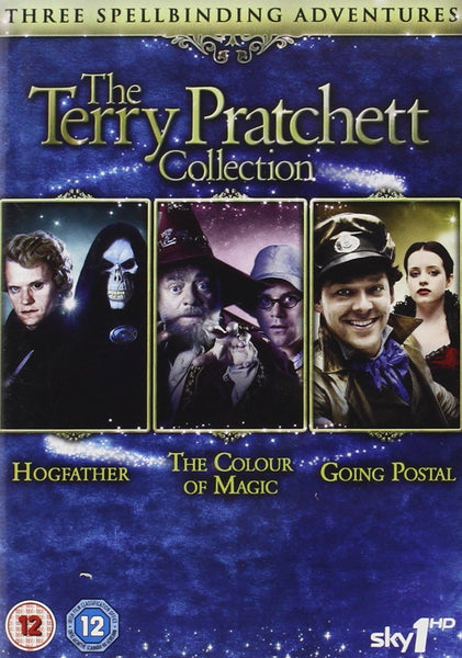 The Terry Pratchett Collection (Hogfather, Colour of Magic, Going Postal) [DVD]