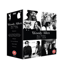 Woody Allen: Six Films - 1971-1978 [Blu-ray]