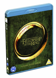 The Lord of the Rings: The Fellowship of the Ring (Extended Edition) [Blu-ray]