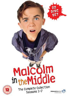 Malcolm In The Middle: The Complete Collection Box Set - Seasons 1-7 [DVD]
