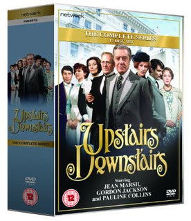 Upstairs Downstairs - The Complete Series [DVD]