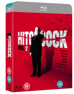 Hitchcock Vol. 2 [Blu-ray] [1958] [Region Free]