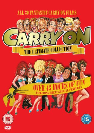 Carry On - The Complete Collection [DVD]