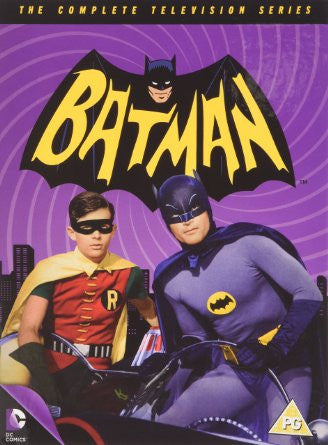Batman - Complete TV Series [DVD]