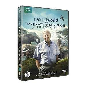 Natural World - The David Attenborough Collection [DVD]