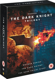The Dark Knight Trilogy (DVD + UV Copy)