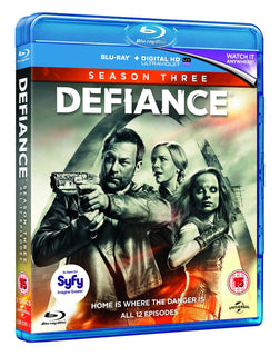 Defiance - Season 3 [Blu-ray]