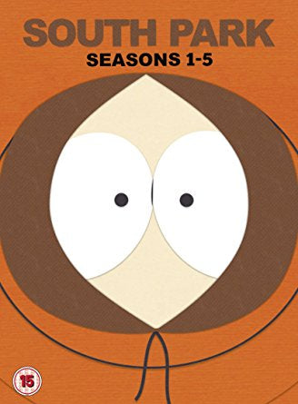 South Park: Seasons 1-5 [DVD]