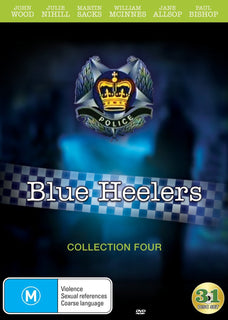 Blue Heelers: Collection 4 (DVD - Region 4)