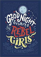 Good Night Stories For Rebel Girls (Hardcover)