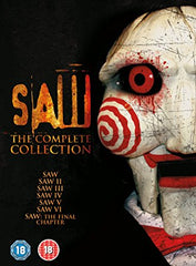 Saw 1-7: The Complete Collection [DVD] [2016]