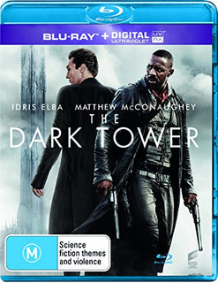 The Dark Tower (Blu Ray - Region B - AUS)