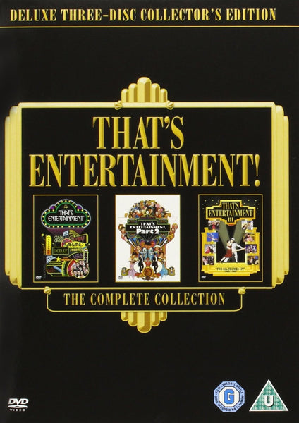 That's Entertainment Box Set [DVD]