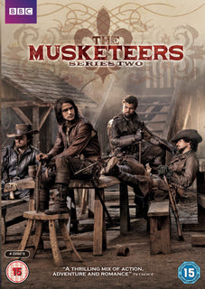 The Musketeers - Series 2 [DVD]