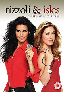 Rizzoli And Isles - Season 5 [DVD] [2015]