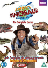 Andy's Dinosaur Adventures Complete - BBC [DVD]
