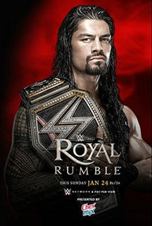 WWE: Royal Rumble 2016 [DVD]