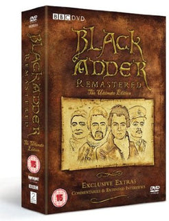 Blackadder Remastered - The Ultimate Edition [DVD]