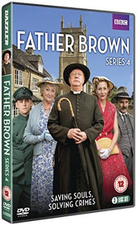 Father Brown Series 4 [DVD]