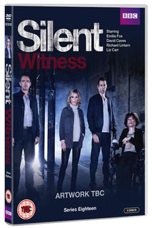 Silent Witness - Series 18 [DVD]