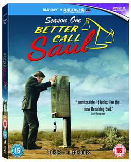 Better Call Saul - Season 1 [Blu-ray]