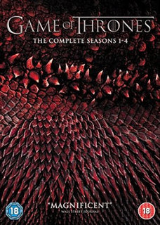 Game of Thrones - Season 1-4 [DVD]