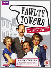 Fawlty Towers - The Complete Collection (Remastered) [DVD] [1975]