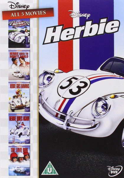 Herbie Collection [DVD]