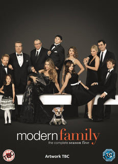 Modern Family - Season 5 [DVD]