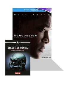 Concussion - Amazon Exclusive [Blu-ray] [2016]