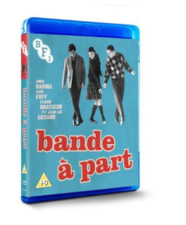 Bande a Part (Blu-ray)