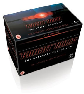 Knight Rider - The Complete Box Set (2011 Repackage) [DVD] [1982]