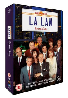 LA Law - Season 7 [DVD]