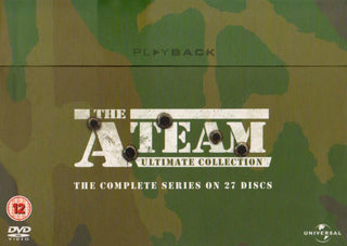 The A-Team - The Ultimate Collection [DVD] [1983]