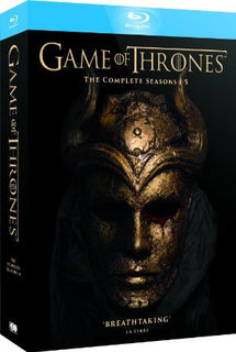 Game of Thrones - Season 1-5 [Blu-ray] [Region Free]