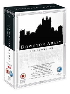 Downton Abbey: The Complete Collection [DVD] 26 Disc Box Set