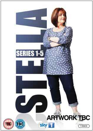 Stella Box Set (Series 1 - 5) [DVD] [2016]